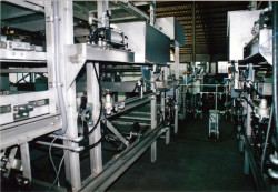 揚物製造ライン